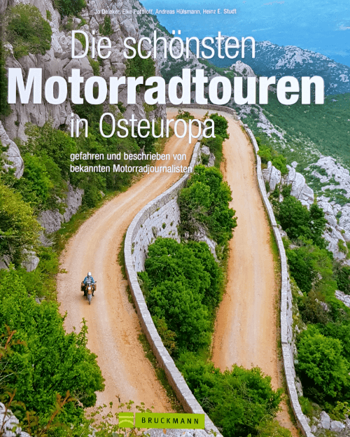 Bruckmann-Verlag - Tourbericht Albanien