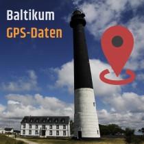 GPS Daten Motorradtour Baltikum Gesamt