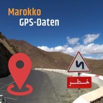 GPS Daten Marokko zum Download