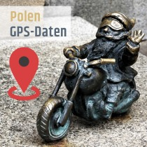 GPS Daten Polen download