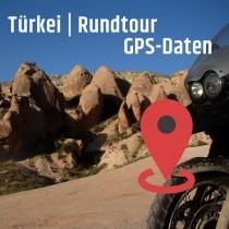 GPS Daten Türkei Rundtour im Shop zum Download
