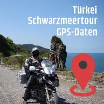 GPS Daten Türkei Schwarzmeerküste und Kapadokien im Shop zum Download